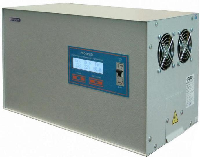 PROGRESS 10000TR (8 кВт)