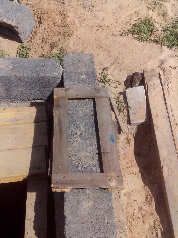 Приспособление для аккуратного нанесения цементного раствора