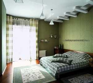 Спальня: еще пример
