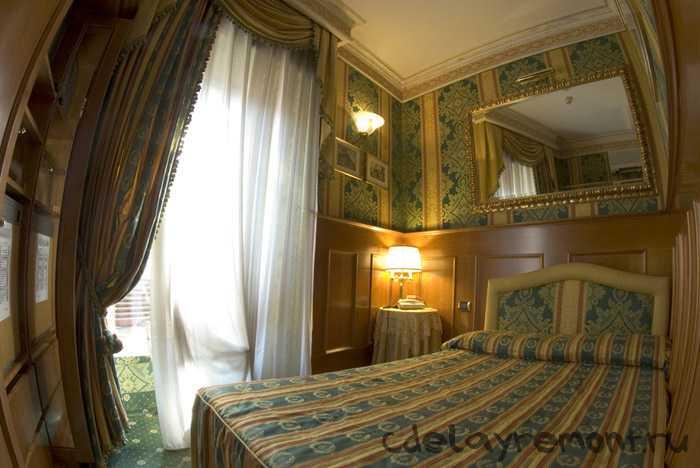 Дизайн небольшой спальни (фото)
