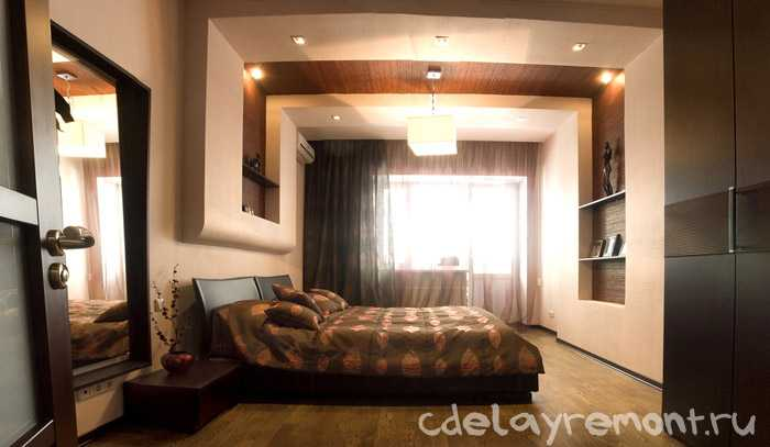 Место для сна и отдыха в восточном стиле