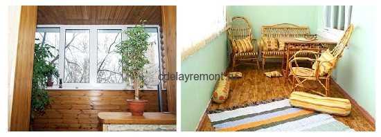 Как утеплить потолок и стены на балконе
