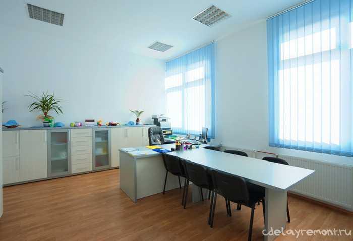 Дизайнерское оформление кабинета