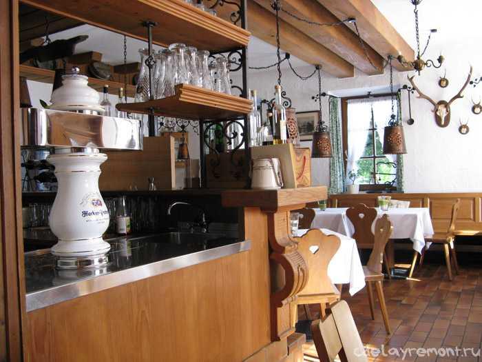 Дизайн кафетерия