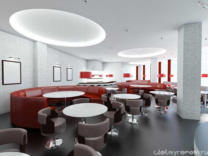 Потрясающие дизайн-проекты ресторанов и кафе