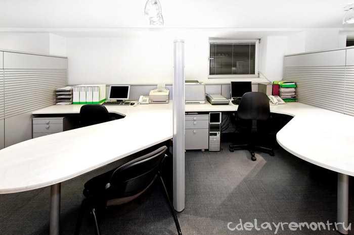Интерьер офисного помещения