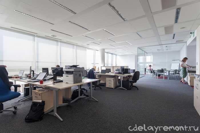 Традиционные решения для дизайна офиса