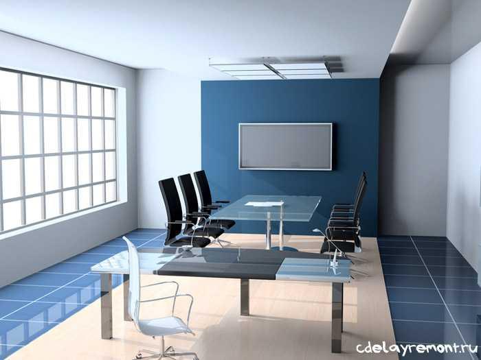 Дизайнерские решения для офиса