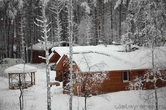 Как утеплять деревянный дом