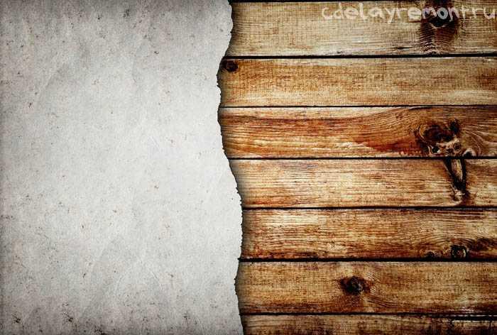 Стены деревянного дома из бруса