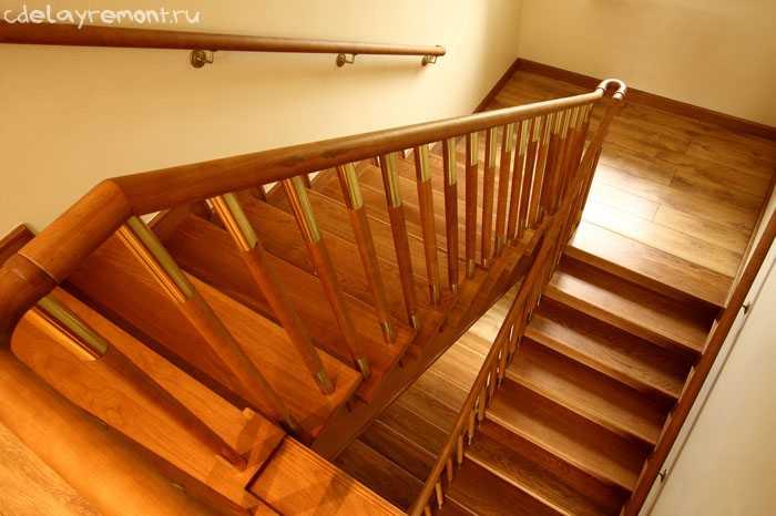 Классический вариант лестницы
