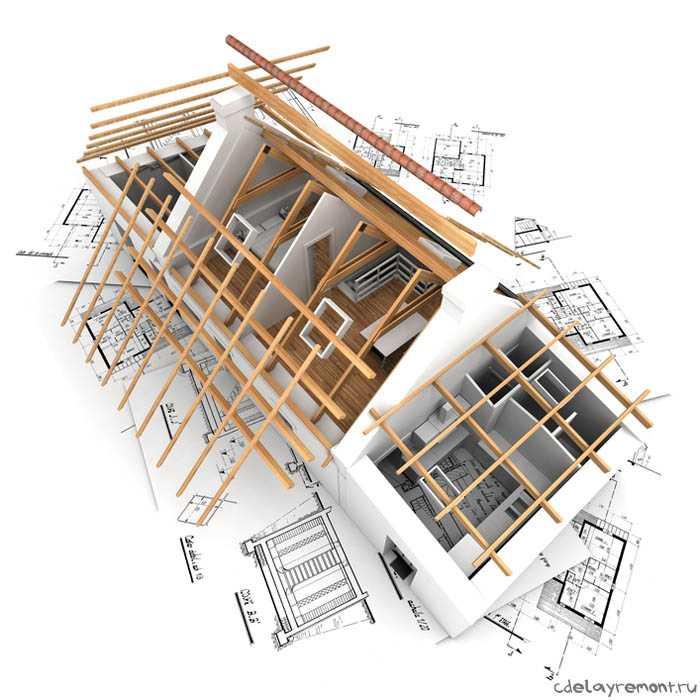 Инструкция по сборки дома из бруса