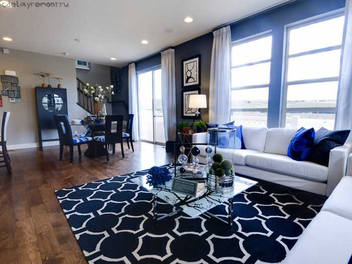 Минималистичный подход в оформлении жилого помещения