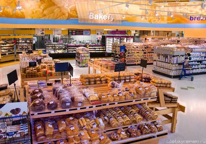 Фото магазина продуктов