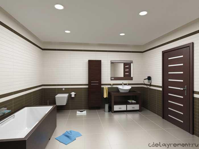 Дизайн туалета (фото)