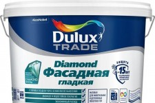 Dulux Diamond фасадная гладкая