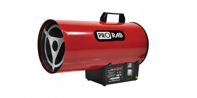 PRORAB LPG 15