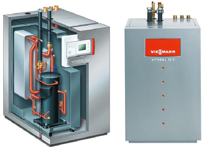Viessmann Vitocal 300-G WWC