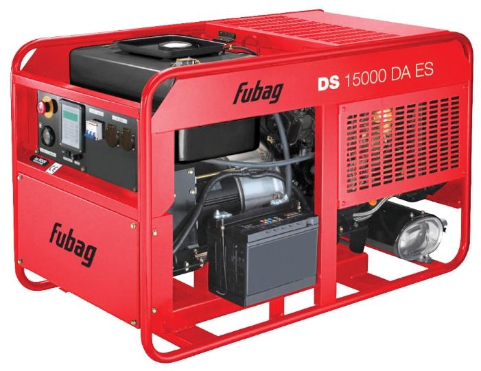FUBAG DS 15000 DA ES