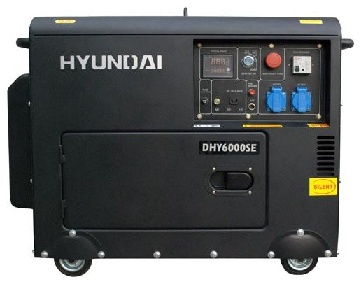 Hyundai DHY-6000 SE