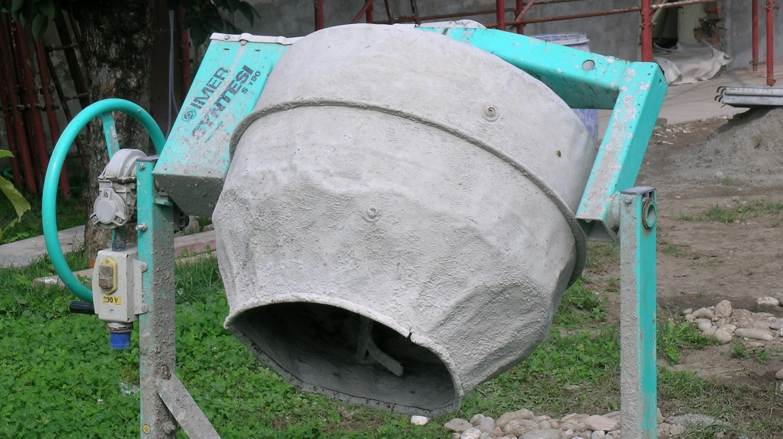 Бетон комками мастерские бетона