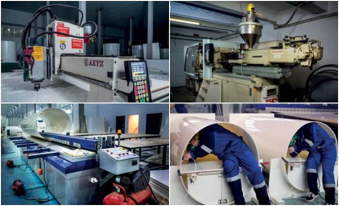 Производство компании НЭП-центр