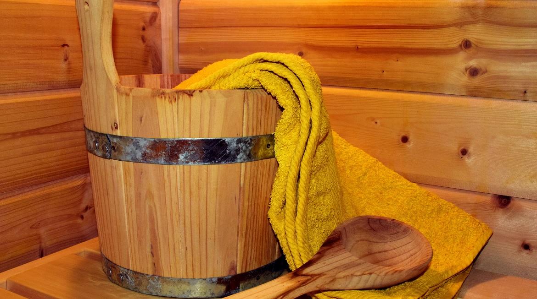 Акриловая купель для бани