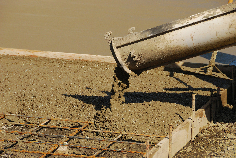 сколько нужно заказать бетона
