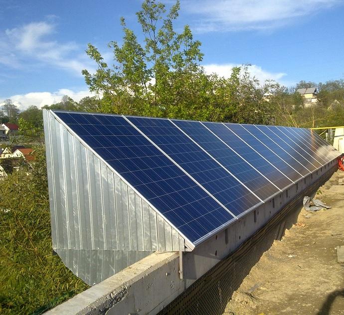 Солнечные панели Телеком-СТВ