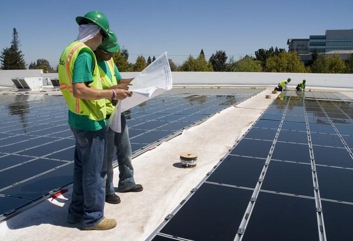 Солнечные батареи Квант