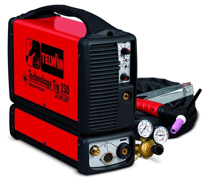 Telwin Technology TIG230DC HF/LIFT AC